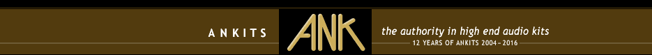 ANK Audiokits Valve Amplifiers