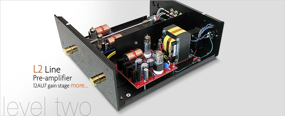 Audio Note L2 Pre Amplifier