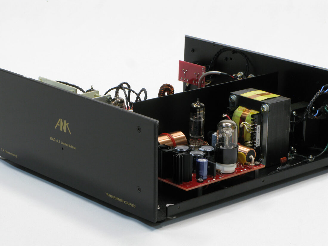 ANK Audio Kits DAC 4.1 Limited Edition Triple C-Core