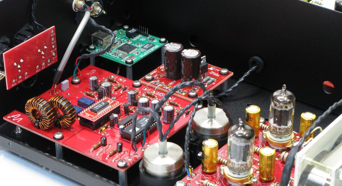 ANK Audio Kits DAC 4.1 Limited Edition Triple C-Core