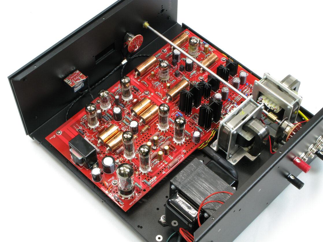 L4 EL84 prOTOtype Phono Integrated Amp
