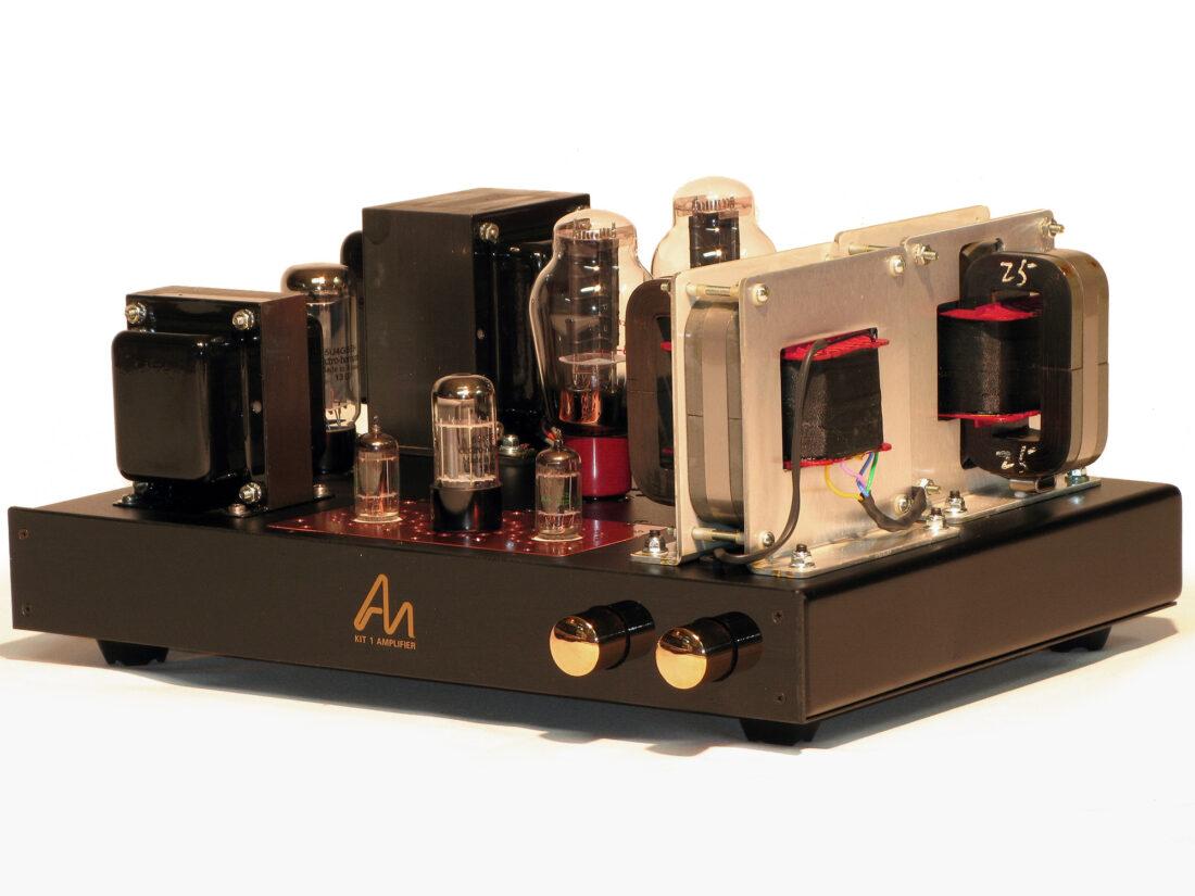 ANK Audio Kits - Kit1 10th 300B Amplifier
