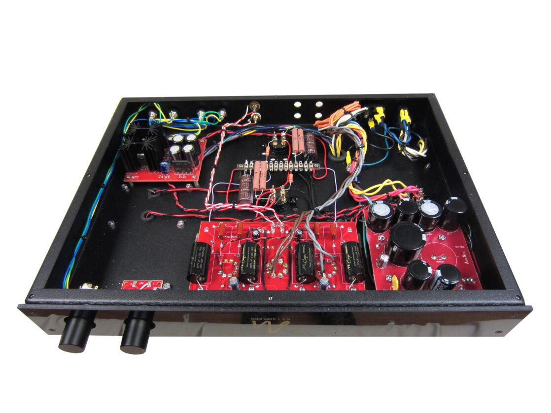 ANK Audio Kits - Kit1 300B Amplifier