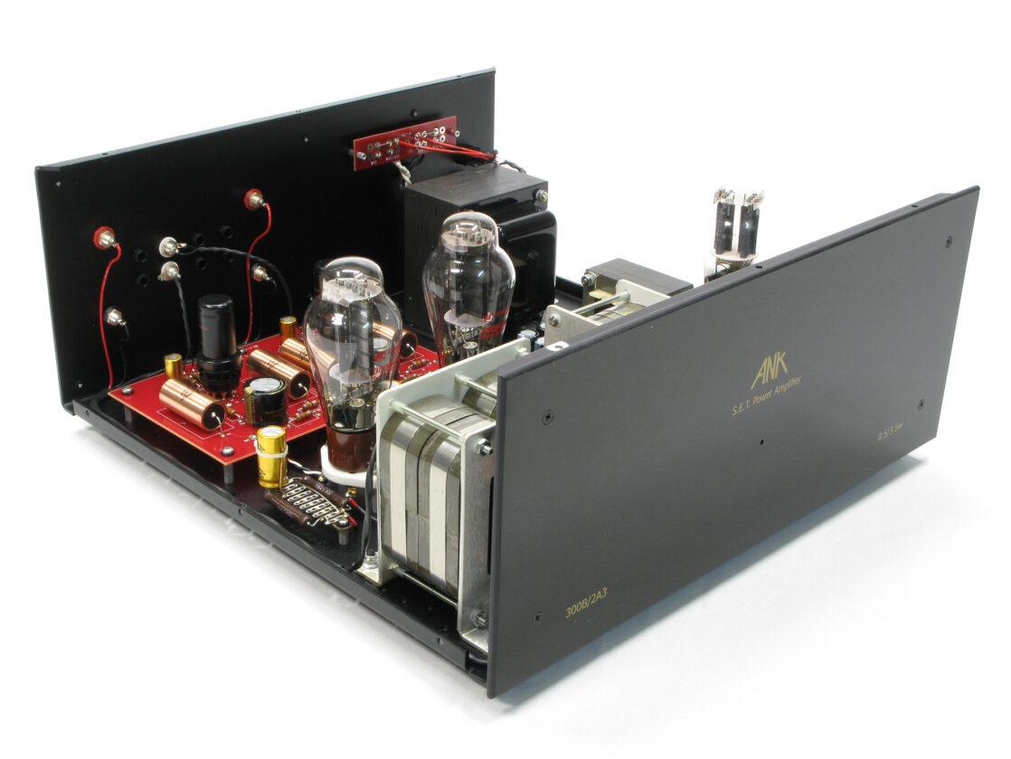 ANK Audio Kits - Mentor 300B Stereo Power Amp