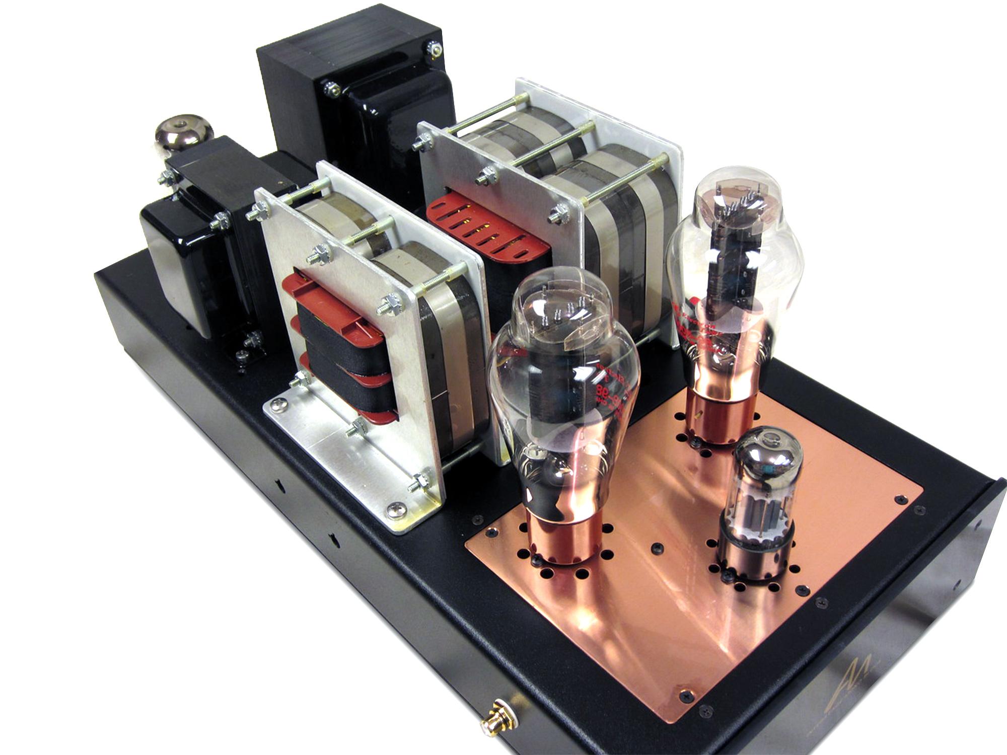 ANK Audio Kits 300B Interstage monoblock power amplifier