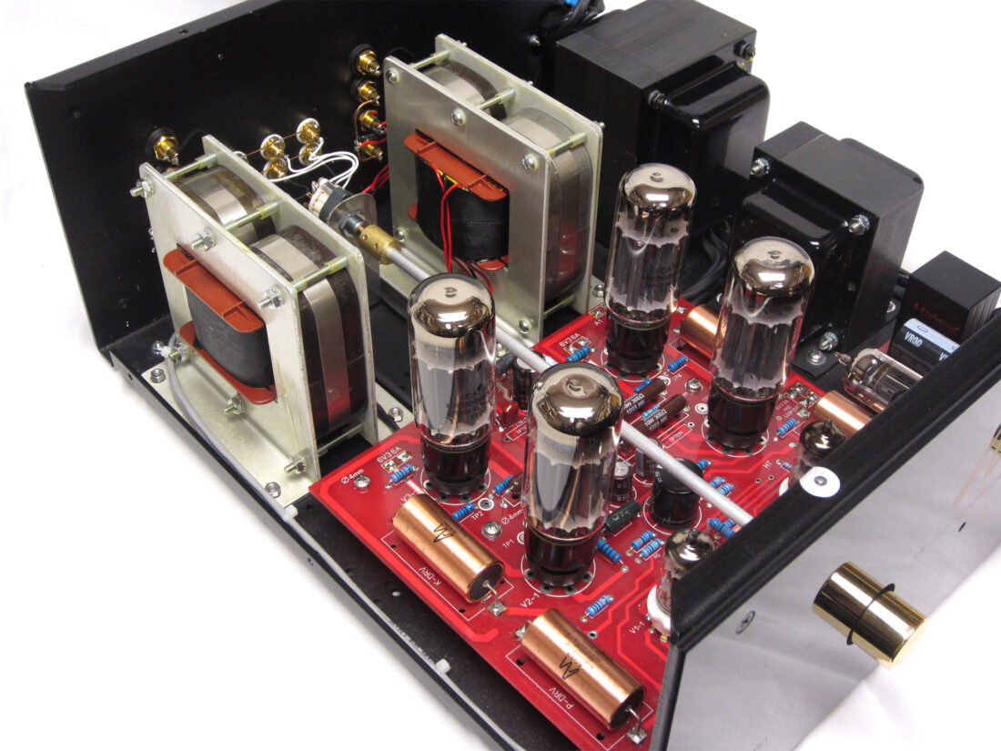 ANK Audio Kits - EL34 Stereo Amp