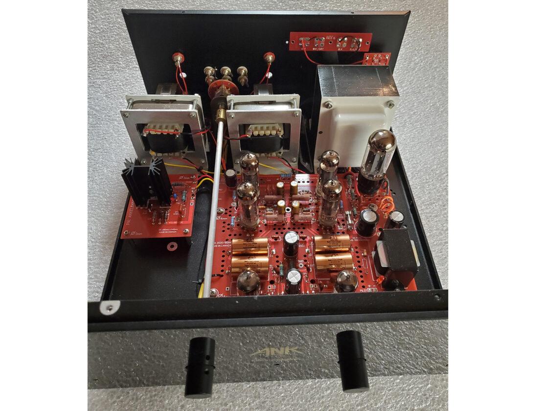 L4 EL84 Integrated C core