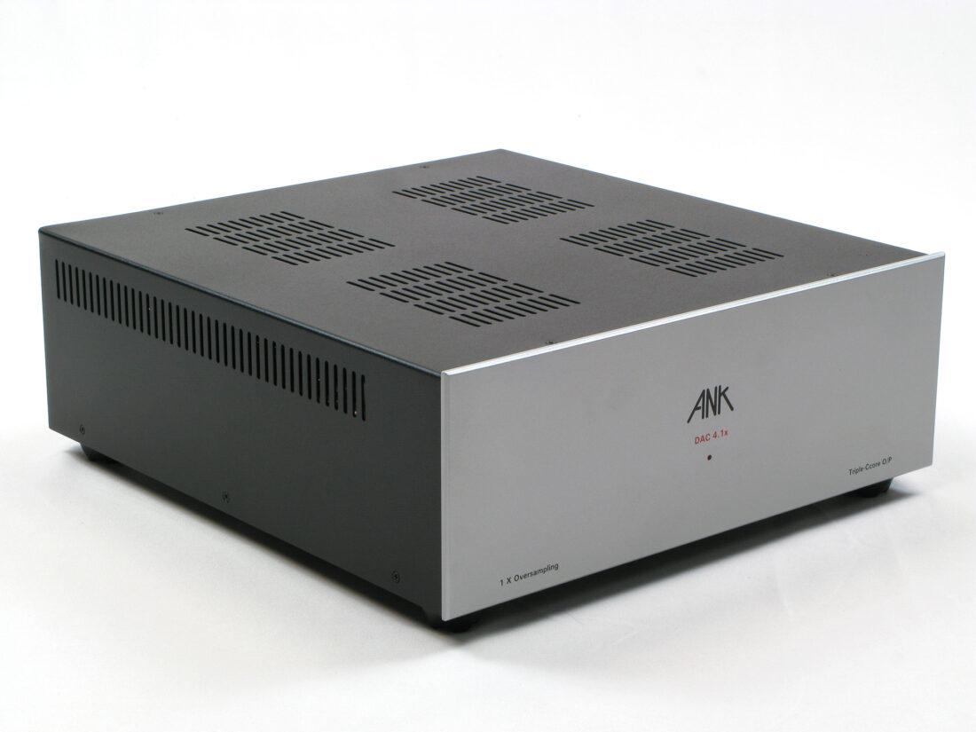 ANK Audio Kits DAC 4.1 Pro Build Limited Edition Triple C-Core