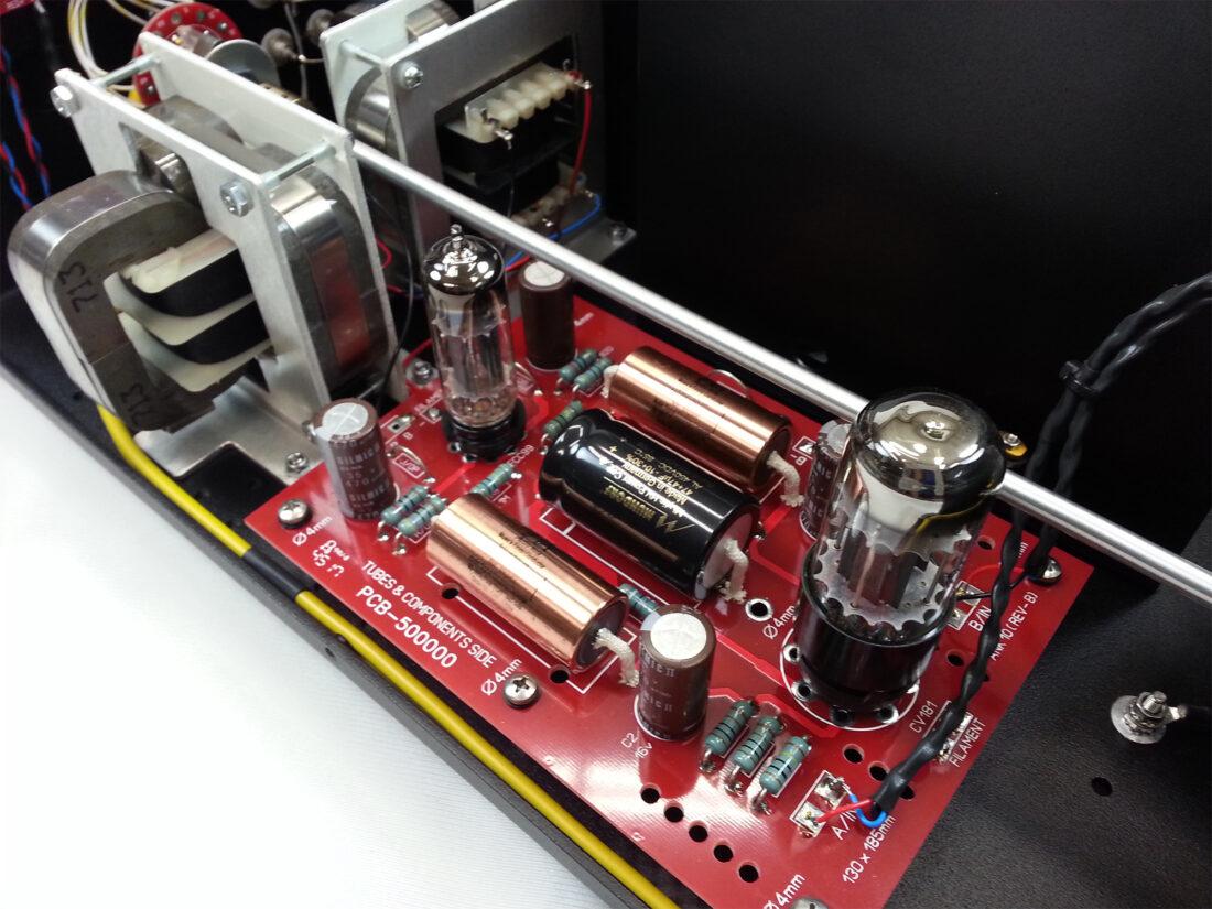ANK Audio Kits L4 Mentor Pre-Amp