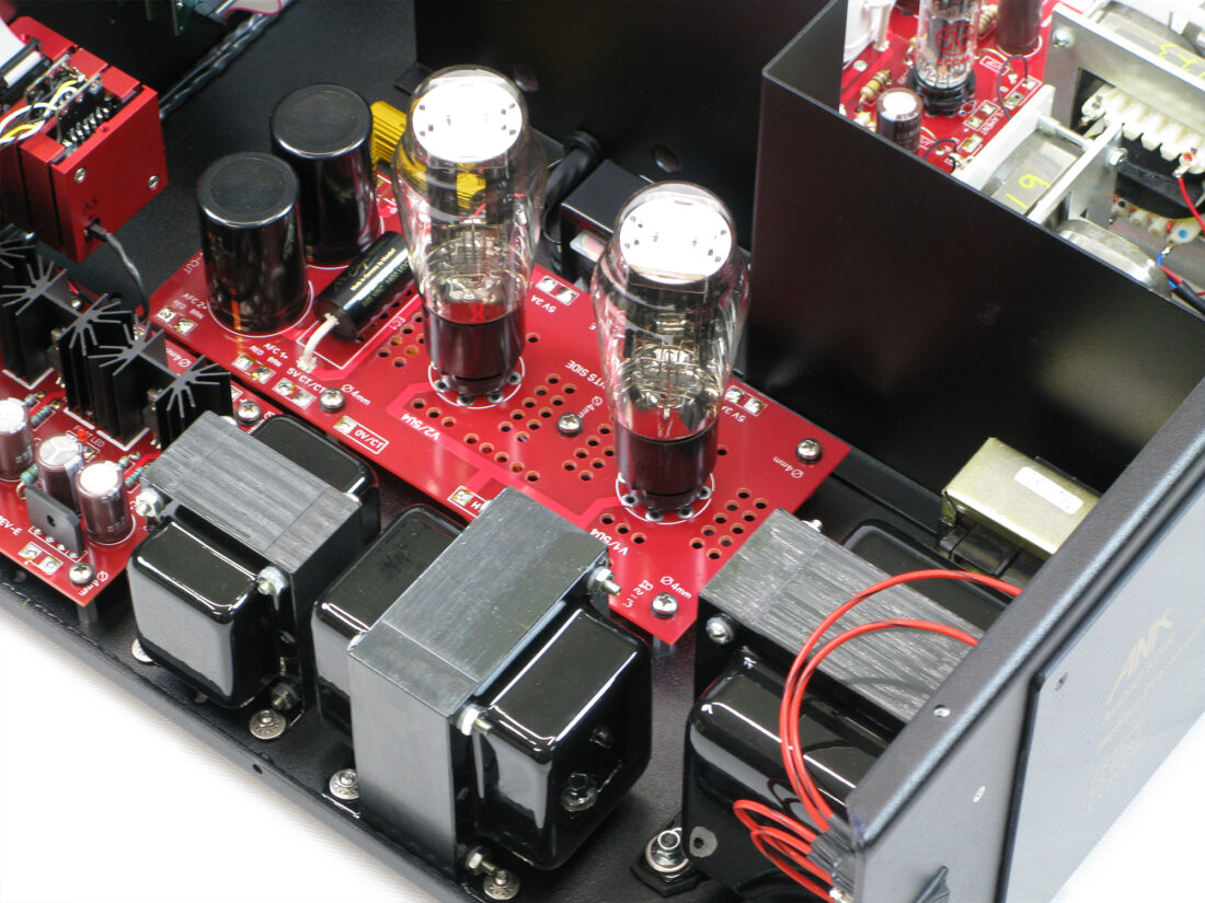ANK Audio Kits L5 Mentor Pre-Amp