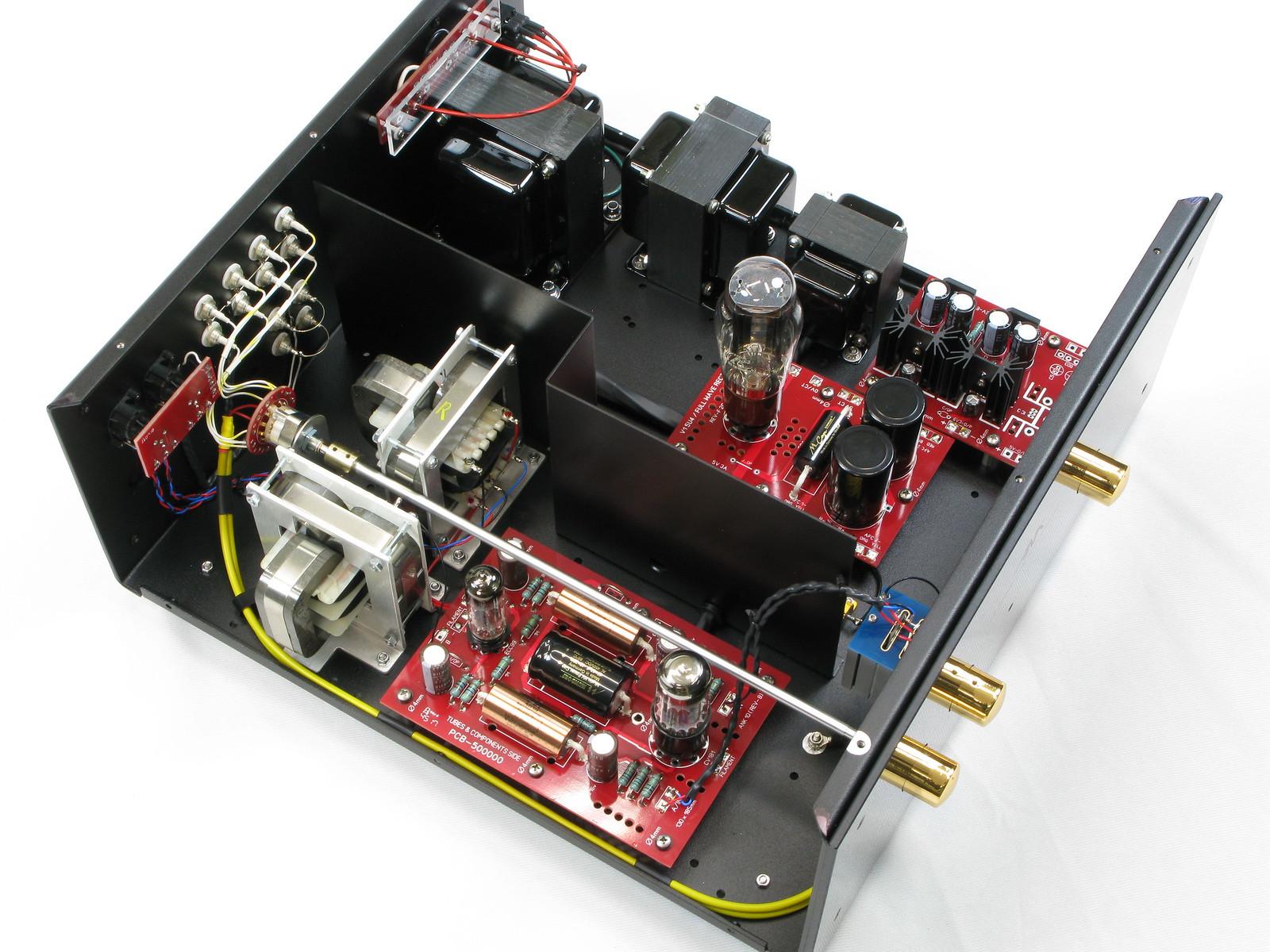 5 - Pre-Amp's